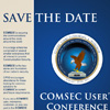 2011 COMSEC User's Conference Promo Poster