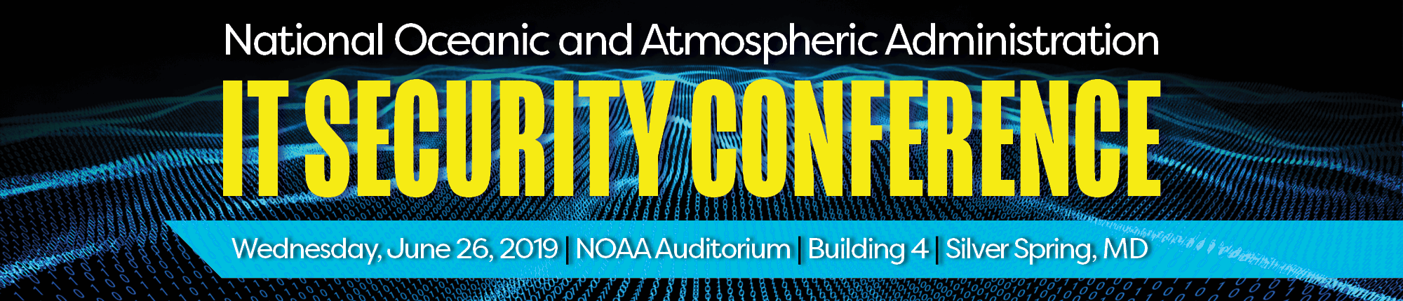 NOAA IT Security Conference