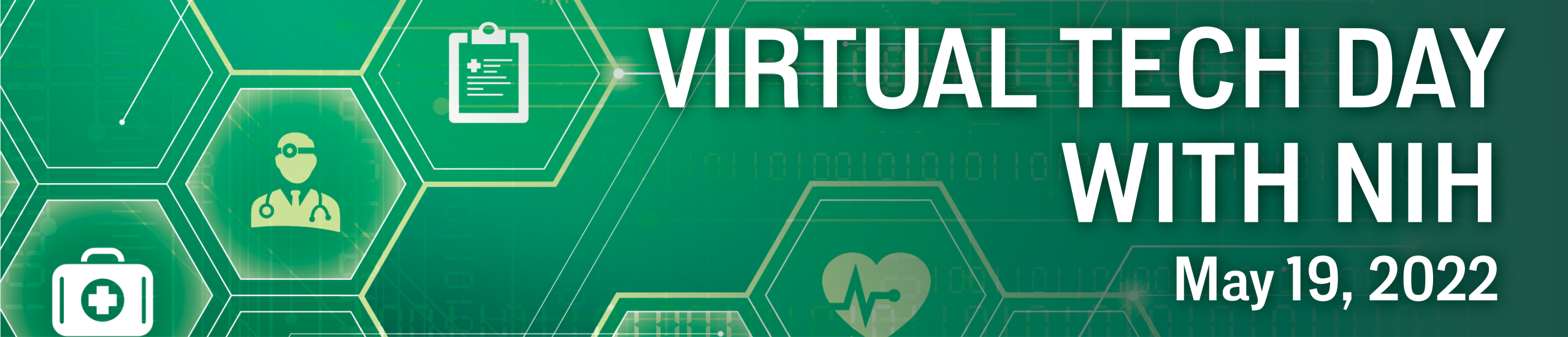 National Institutes of Health (NIH) Virtual Tech Day